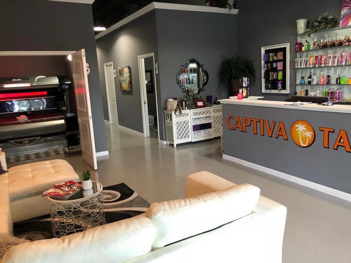 Captiva Tanning Salon, Jensen Beach