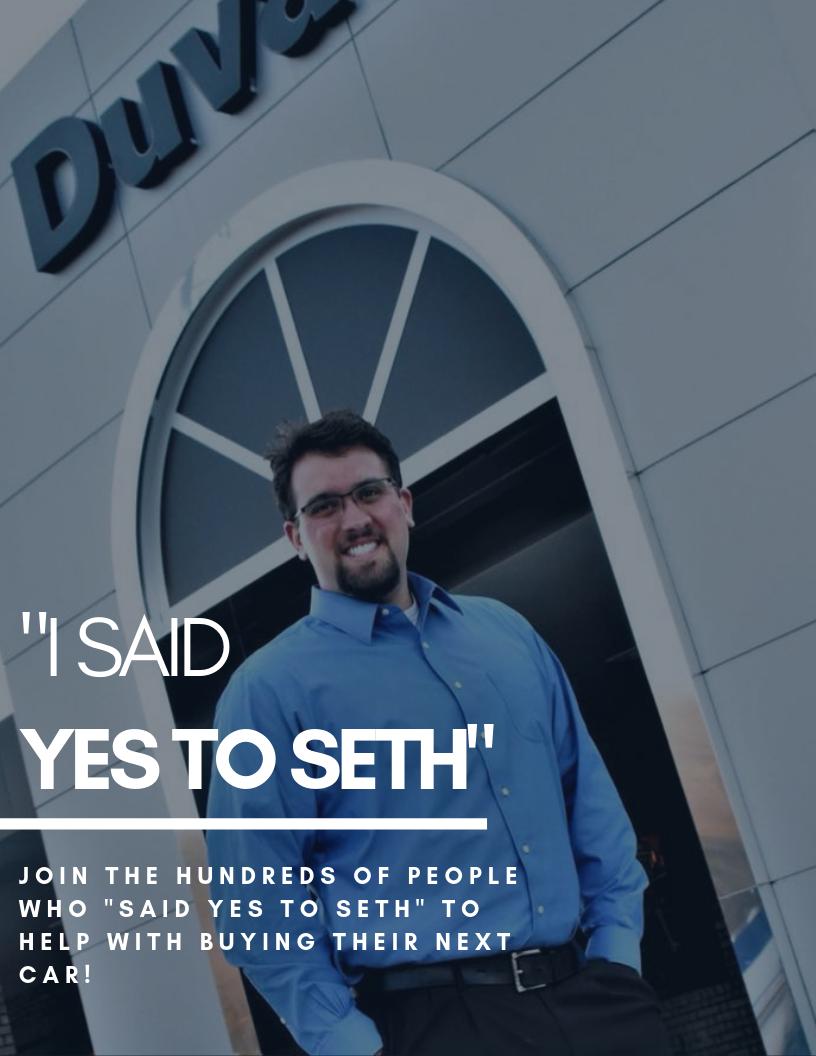 Seth Pitts/Car Salesman