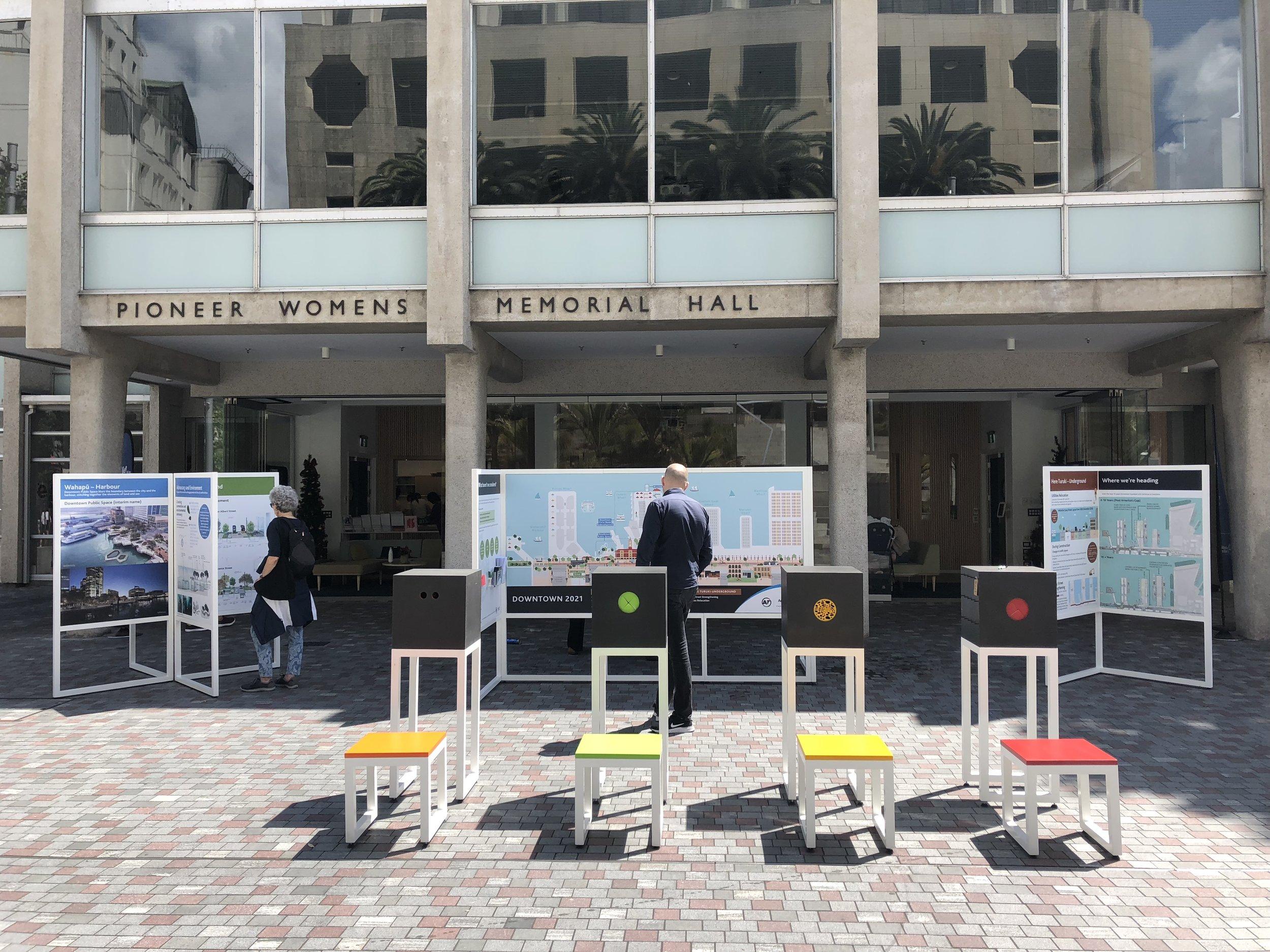 Downtown Public Engagement