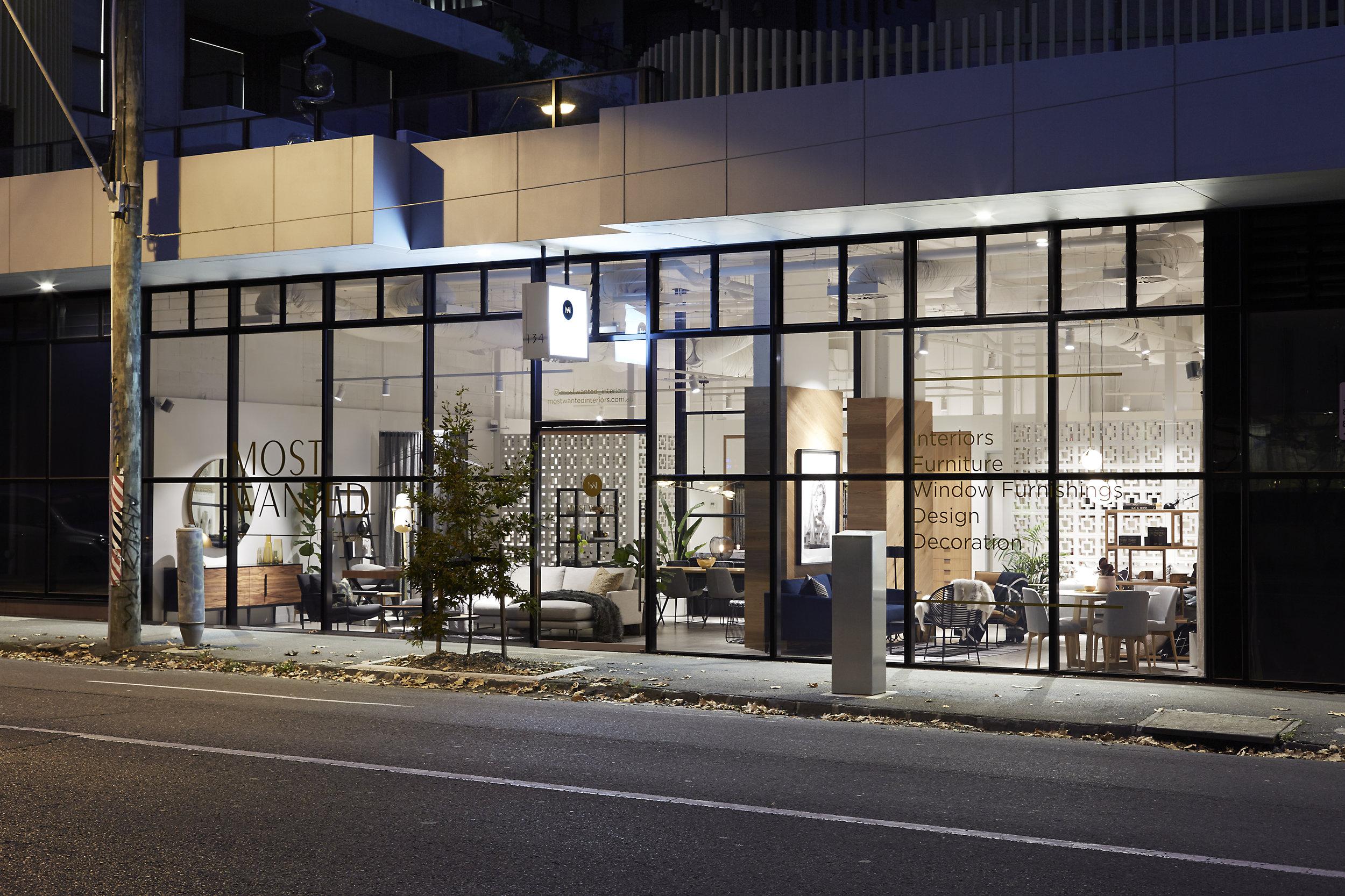 Retail Showroom -
