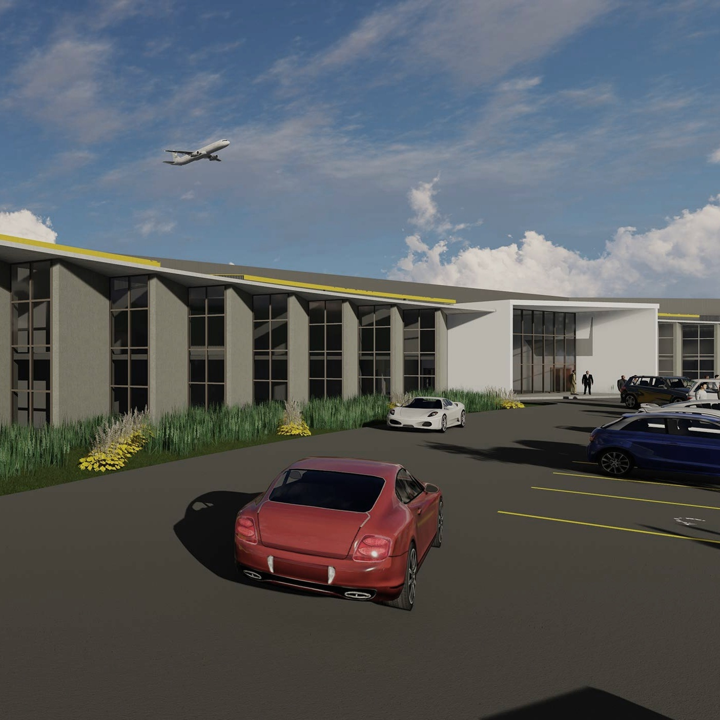 CAPE TOWN WAREHOUSE DEVELOPMENT -