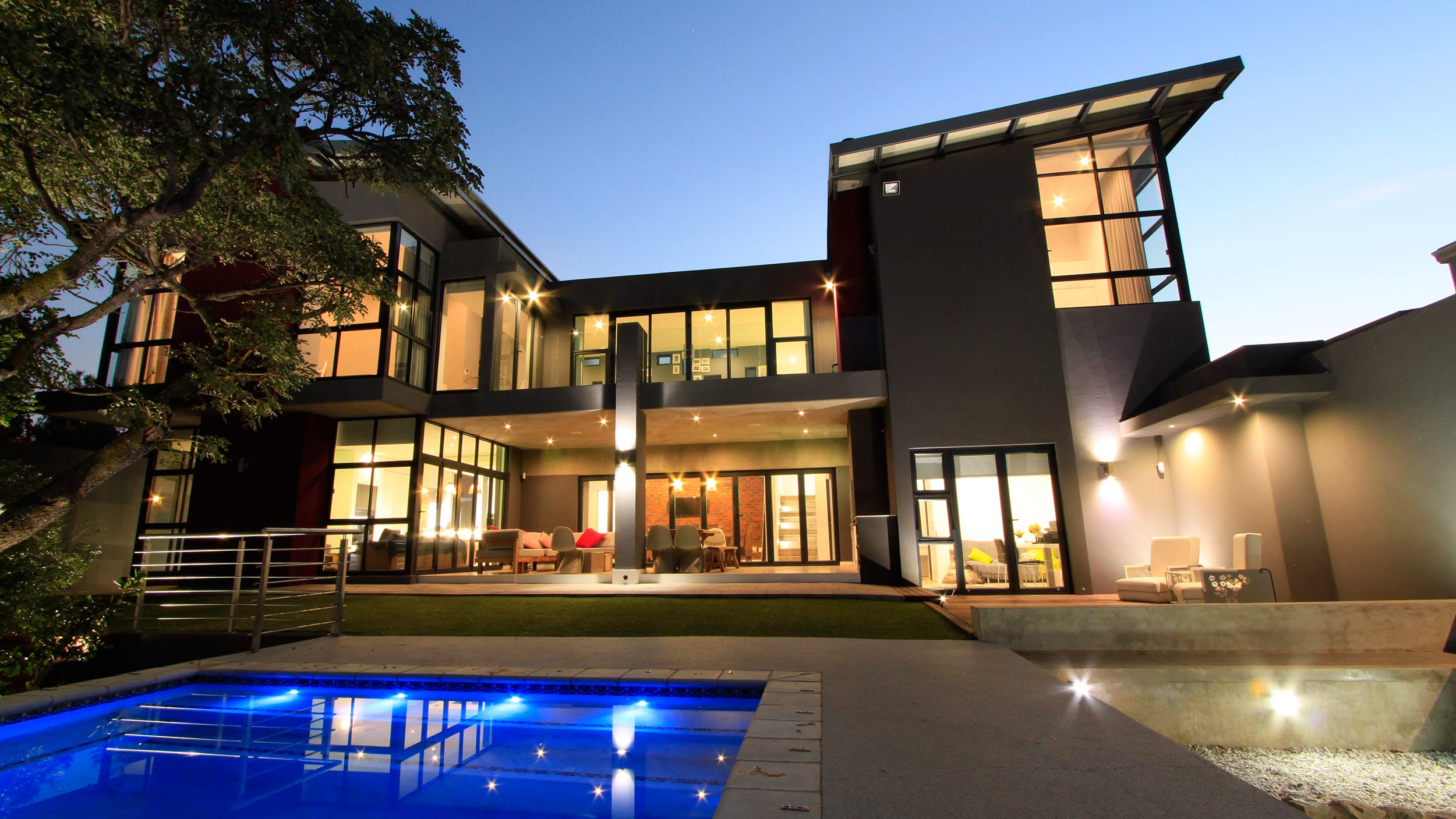 Luxury Residential Architecture