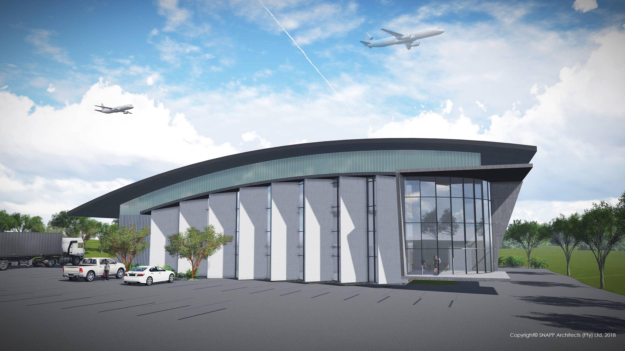 Lanseria Office and Warehouse Development