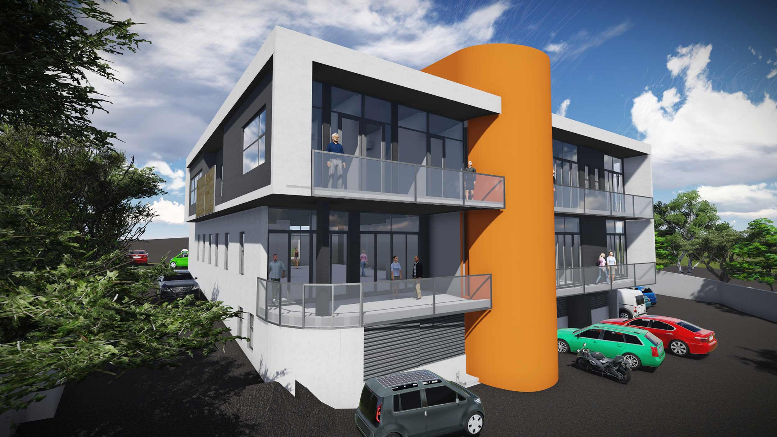 Lynnwood Office Development
