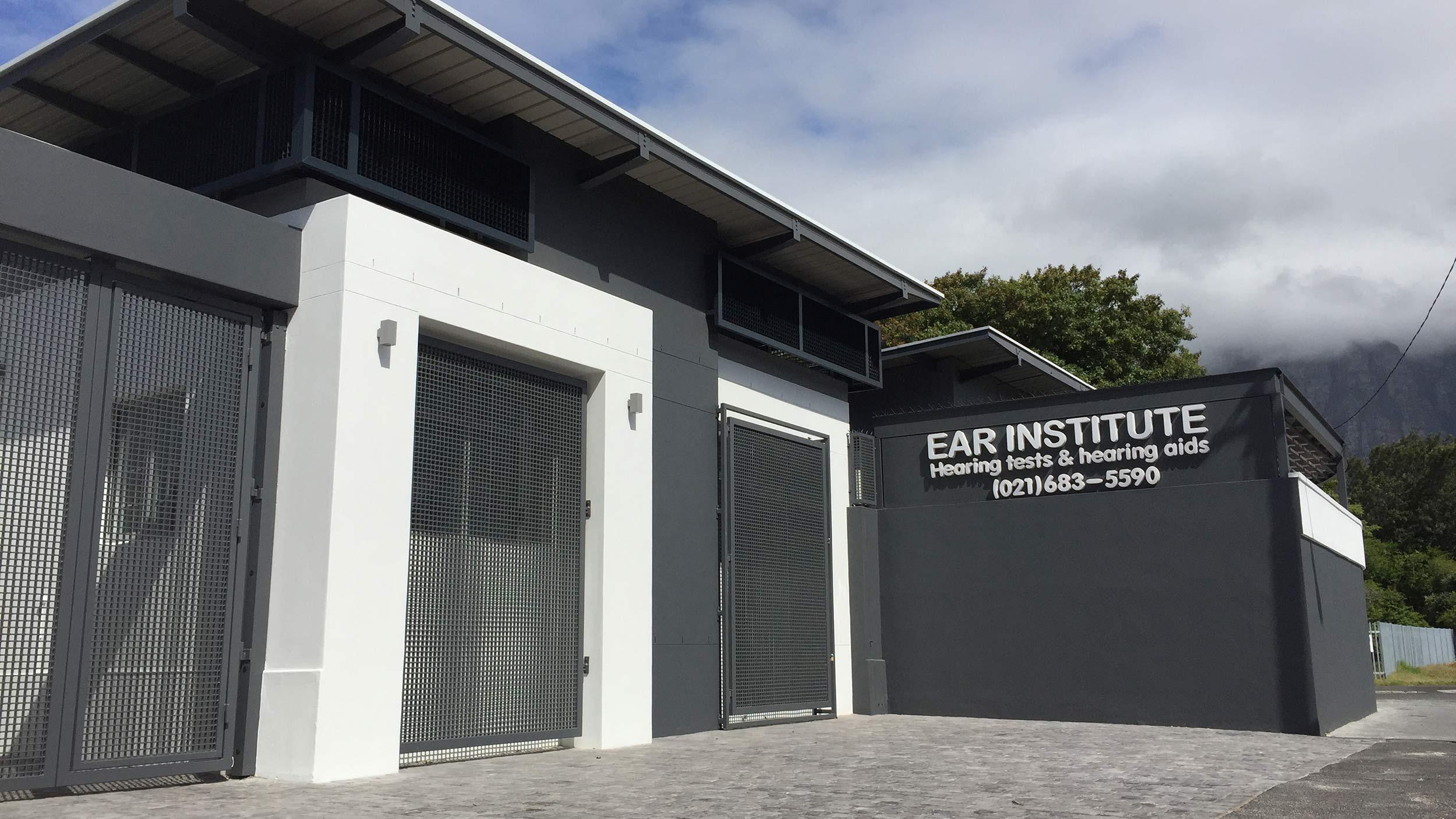 Claremont Ear Institute Exterior