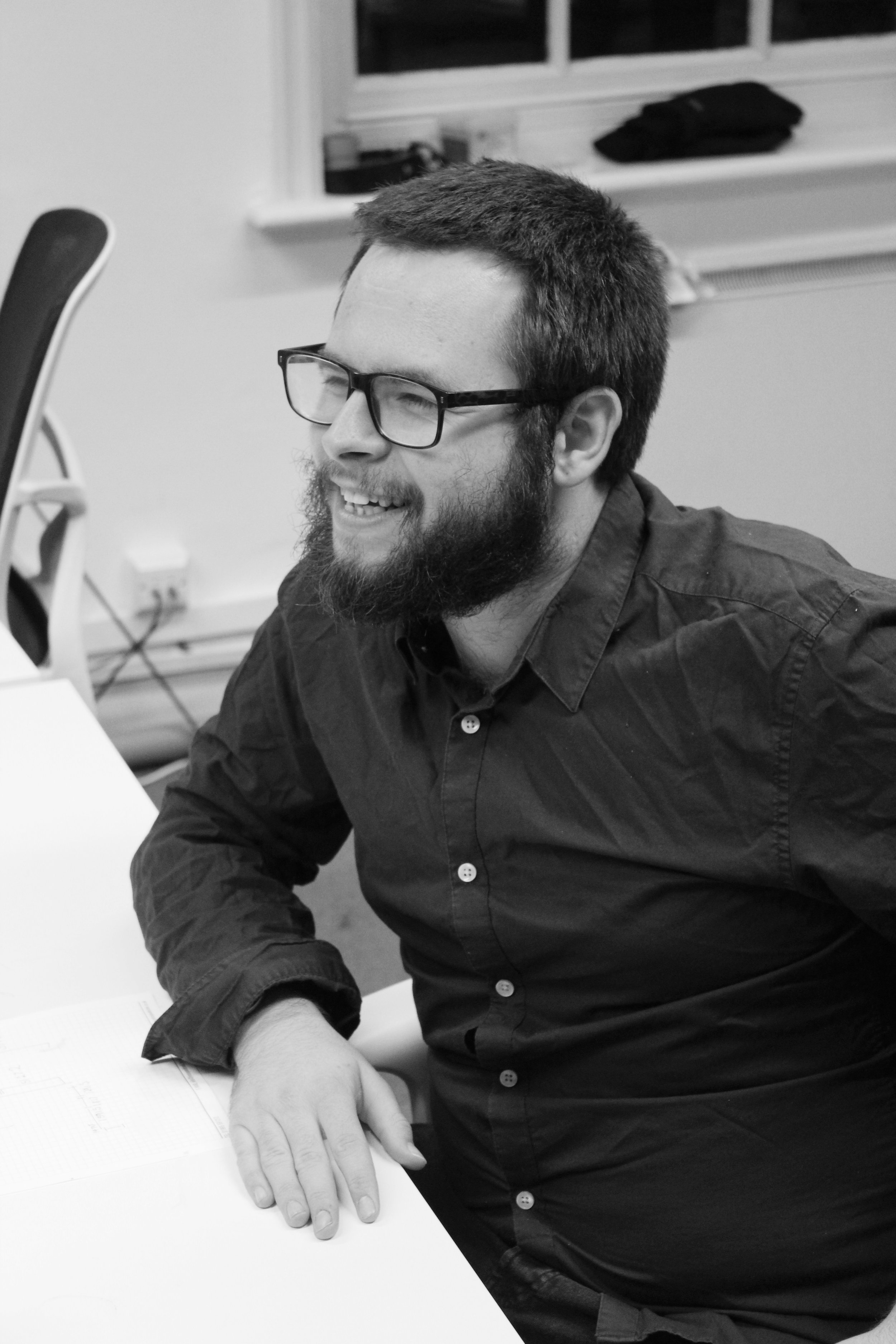 Rob - Architectural AssistantBA (Hons)