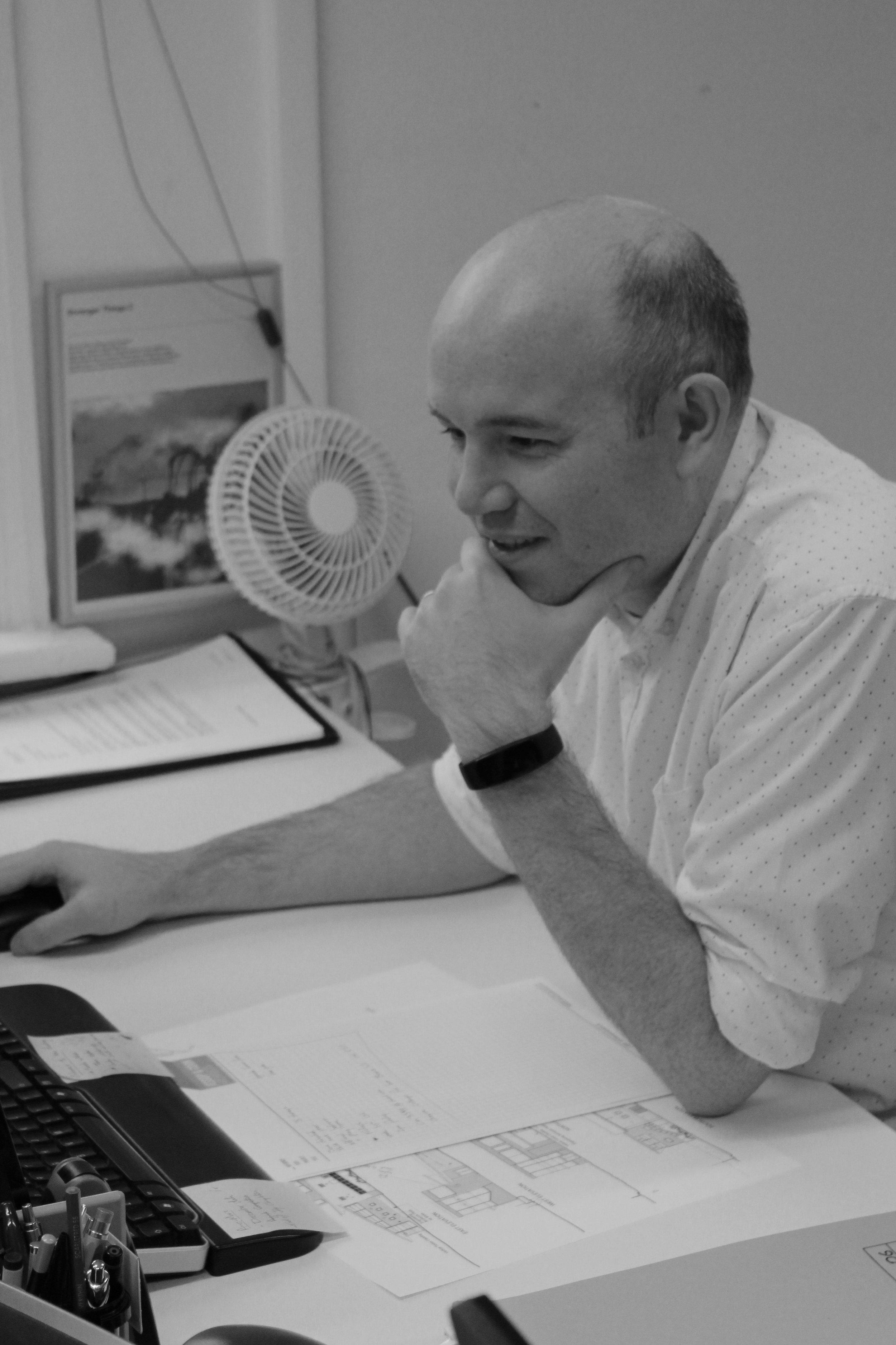 Martin Shaw - Director