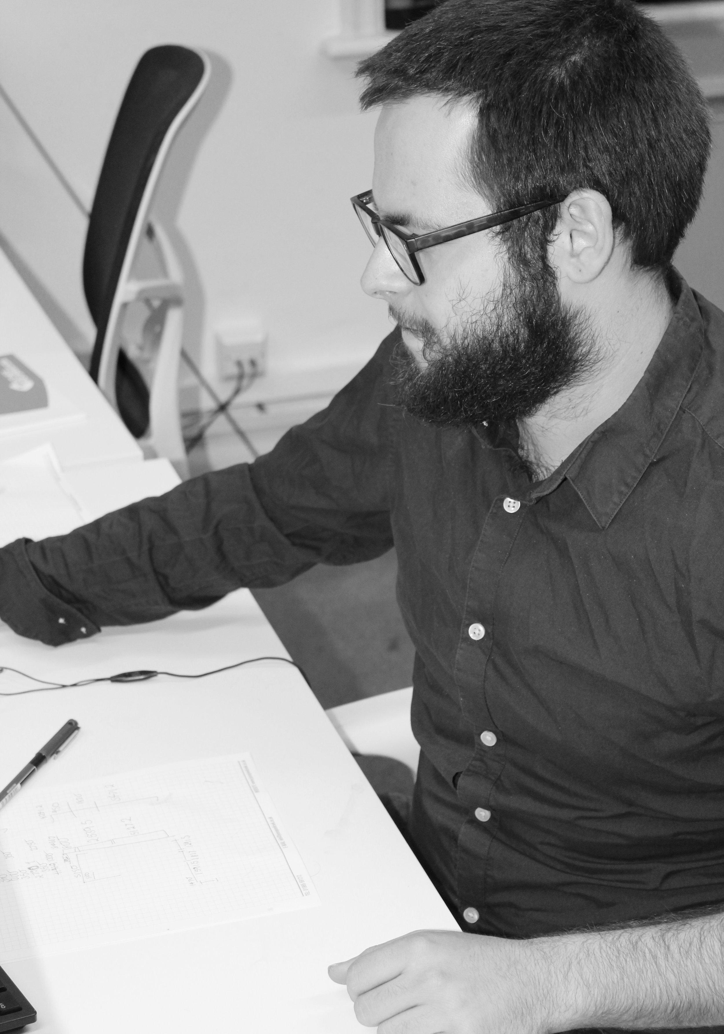 Robert Goacher - Architectural Assistant