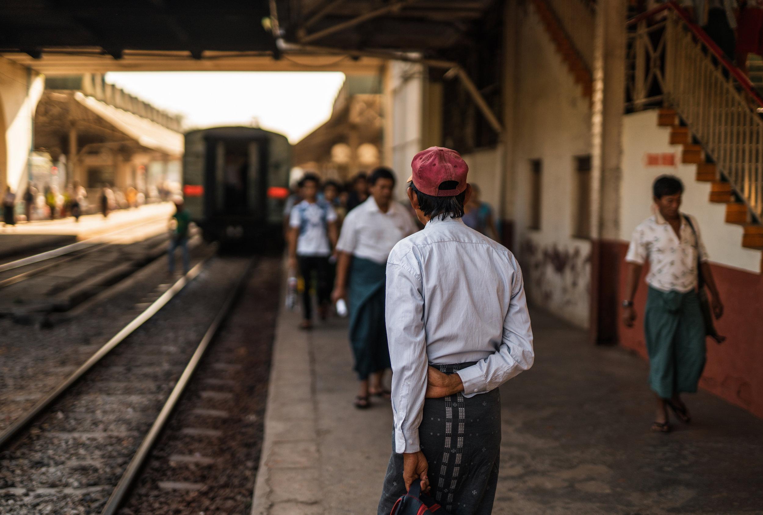 Yangon Lifestyle Tour