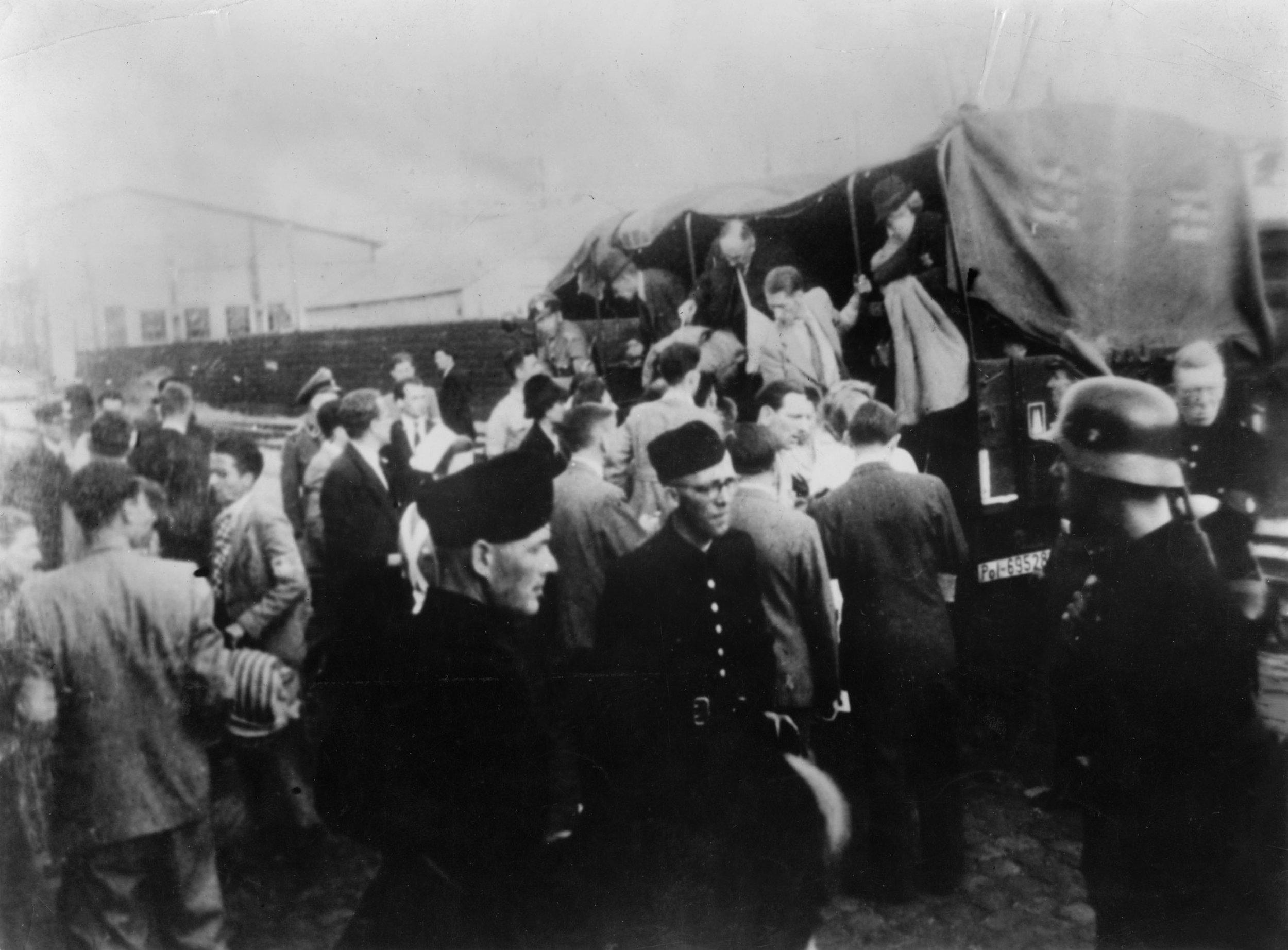 Bart de Kok, NIOD, 6 juli 1943