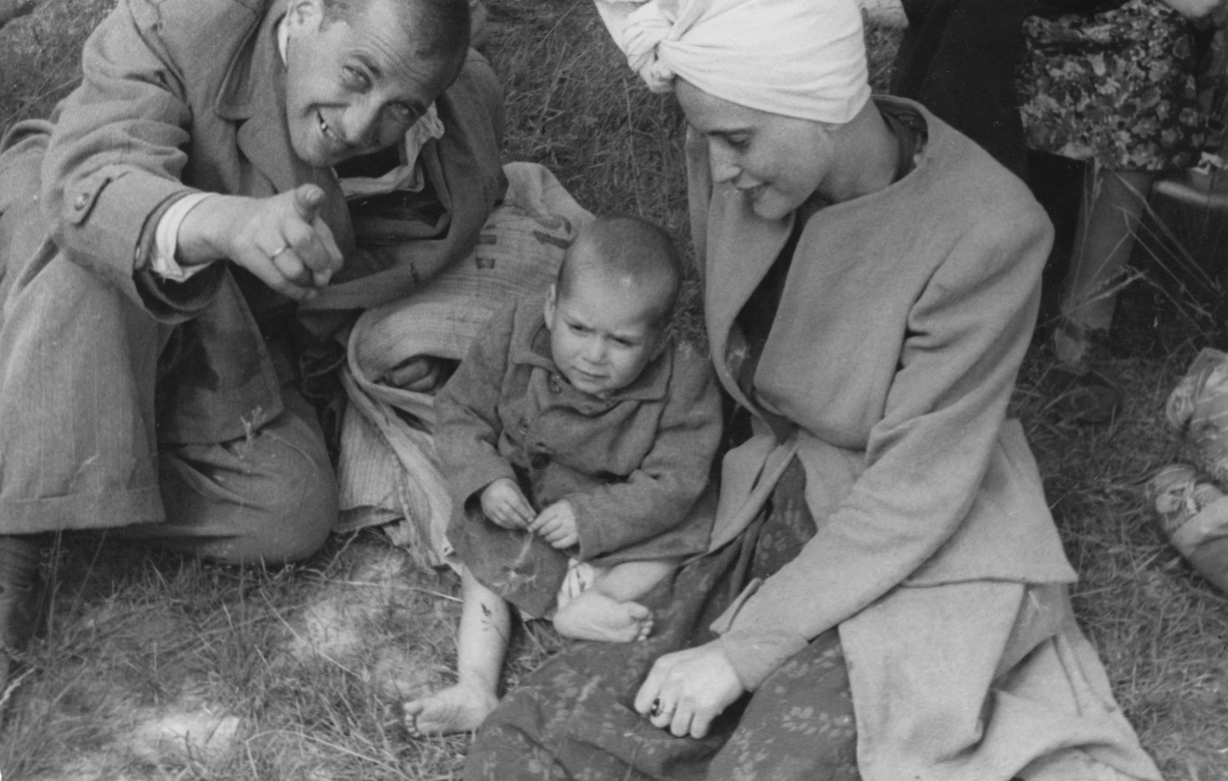 NIOD, 8 juni 1945