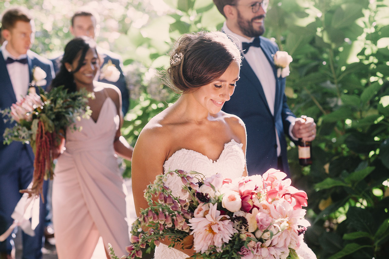 The Secret Garden Margaret River wedding photography