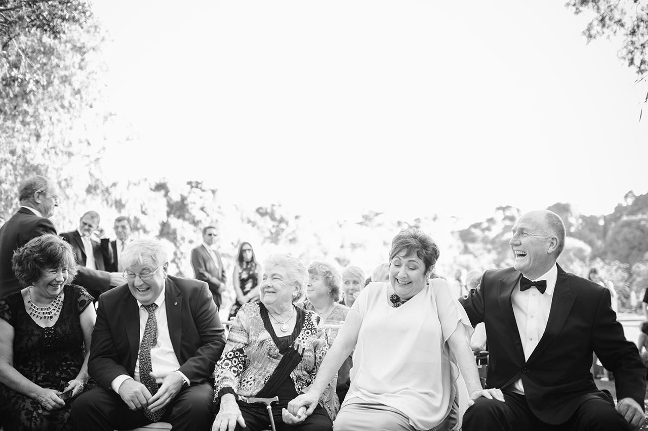 Natural spontaneous wedding photography
