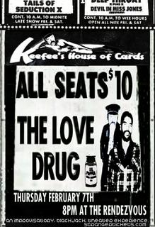 February 2019 - The love drug