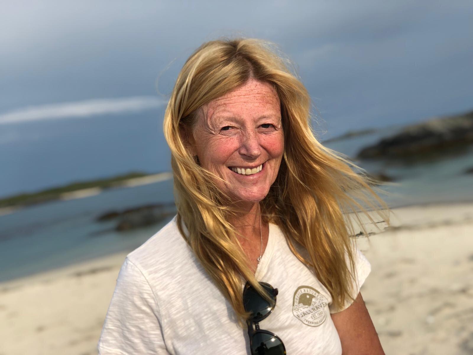 Karen Steeple - Founder of Greengairs Health & Fitness