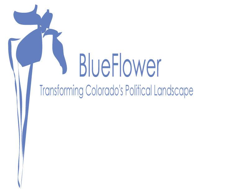 Blue Flower Fund  Colorado BlueFlower Fund is a small donor committee which gives you the opportunity to empower women candidates. Since its inception in 2005, the Fund has given nearly $120,000 to female candidates running for state and local office in Colorado. Too often the inability to fund a viable campaign creates a barrier for talented women to seek public office.