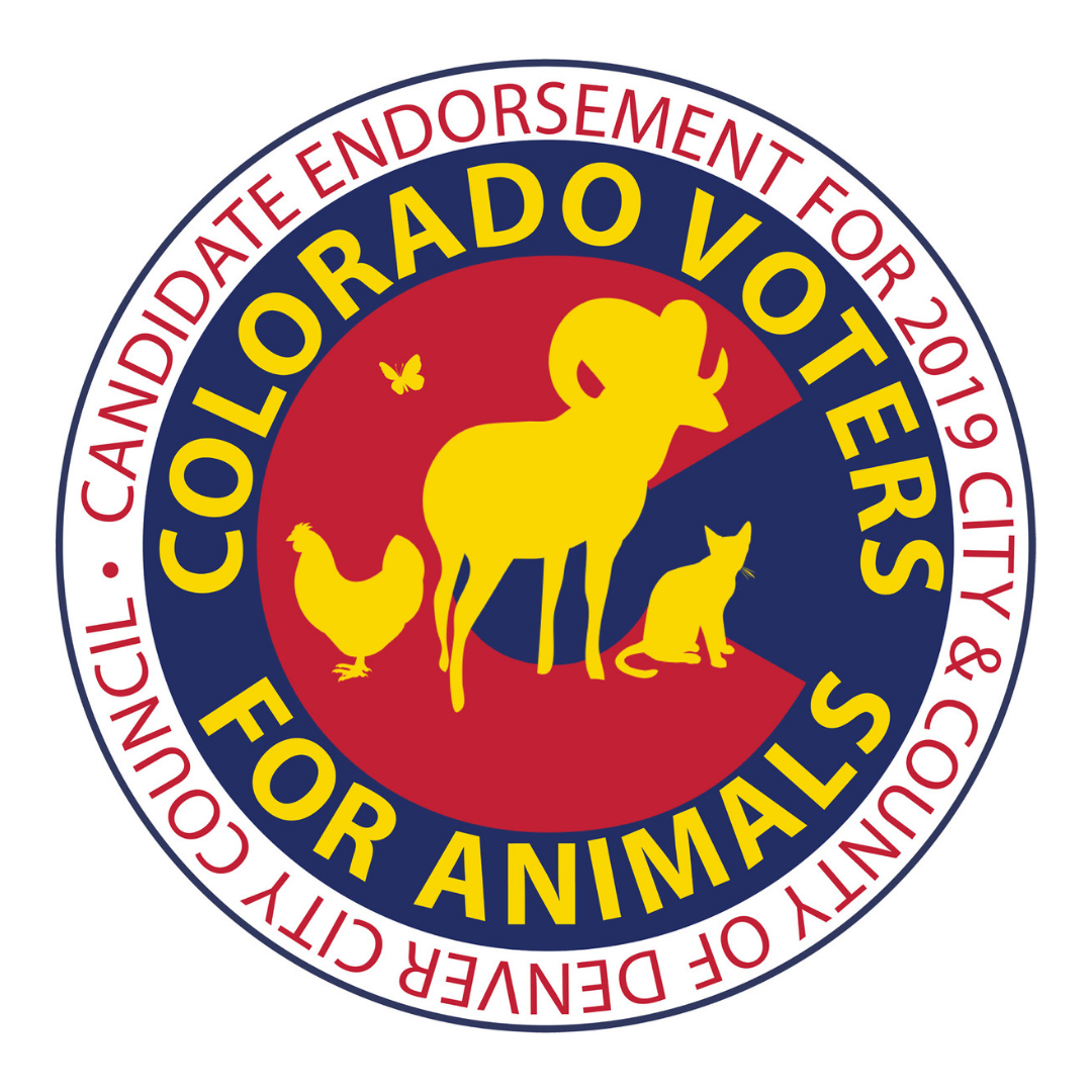 Colorado Voters for Animals  CVA is a nonpartisan, nonprofit organization incorporated as a 501 (c)(4) that works politically at the local, state and federal levels to protect animals through public policy and to support candidates who are committed to animal protection.