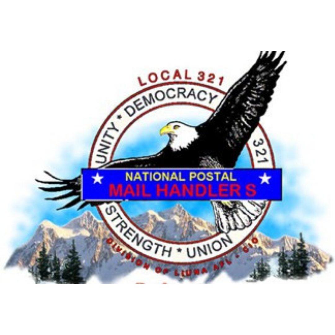 """Colorado Mail Handlers Local 321  In solidarity, Local 321 is committed to support and defend our brothers and sisters at all times in their struggles both locally and nationally if needs being. Please remember, """"An injury to one is an injury to all."""""""