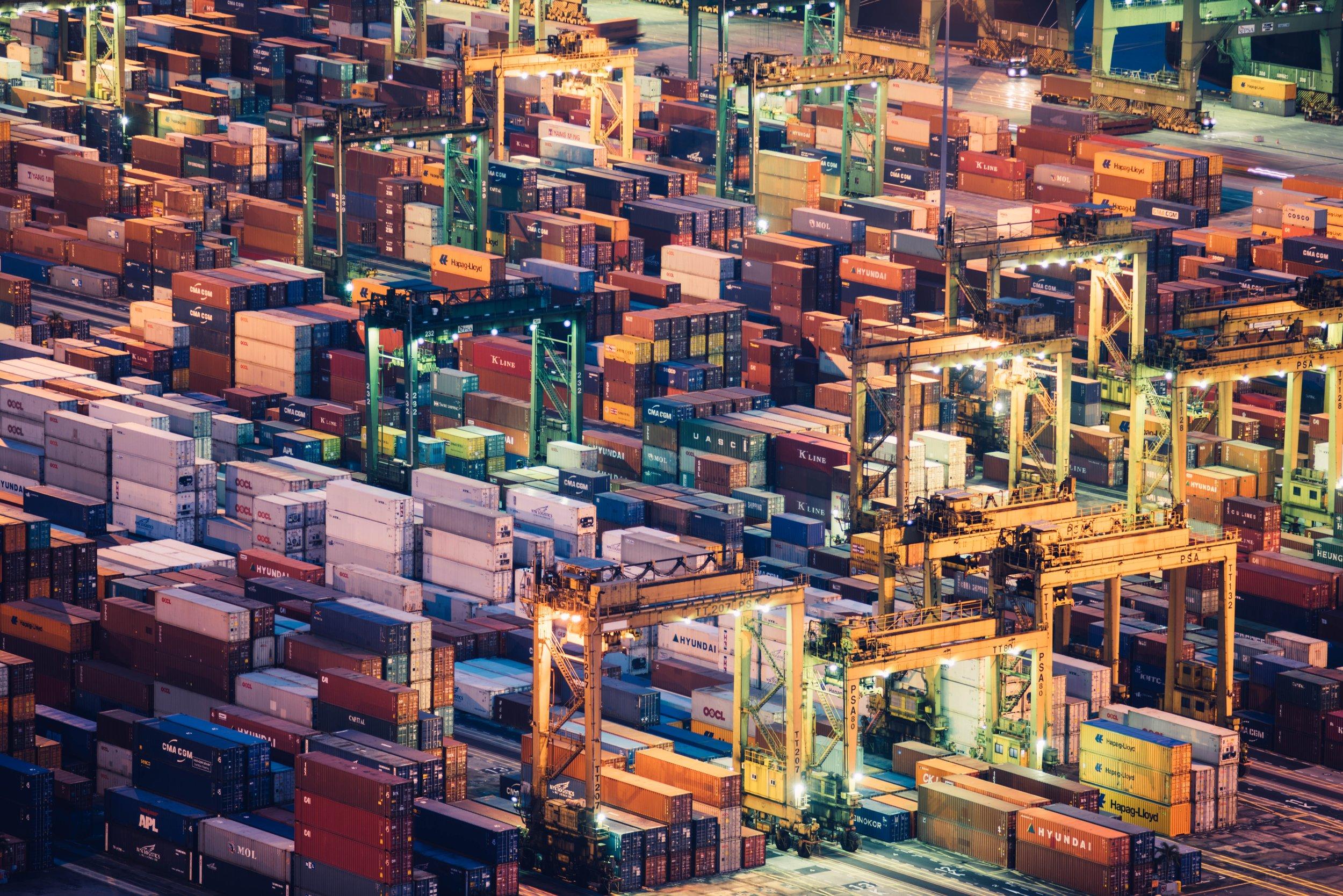 Logistics Simulation -