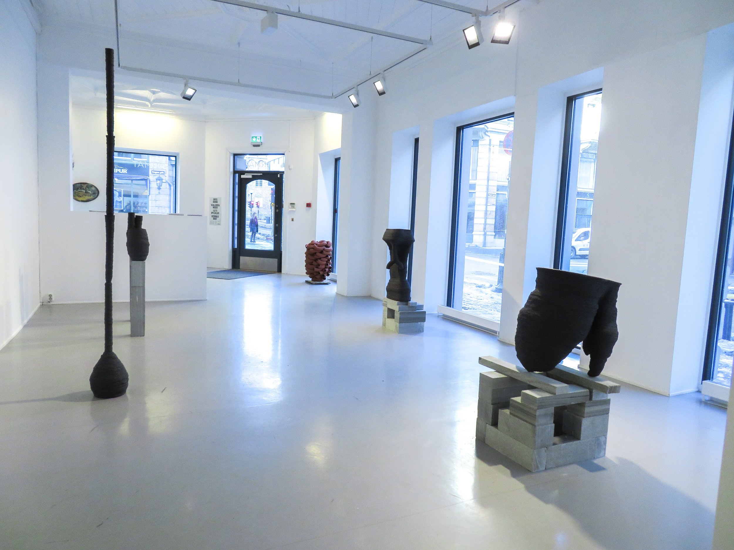 Installation view   Photo credit: Courtesy of Galleri Format Oslo