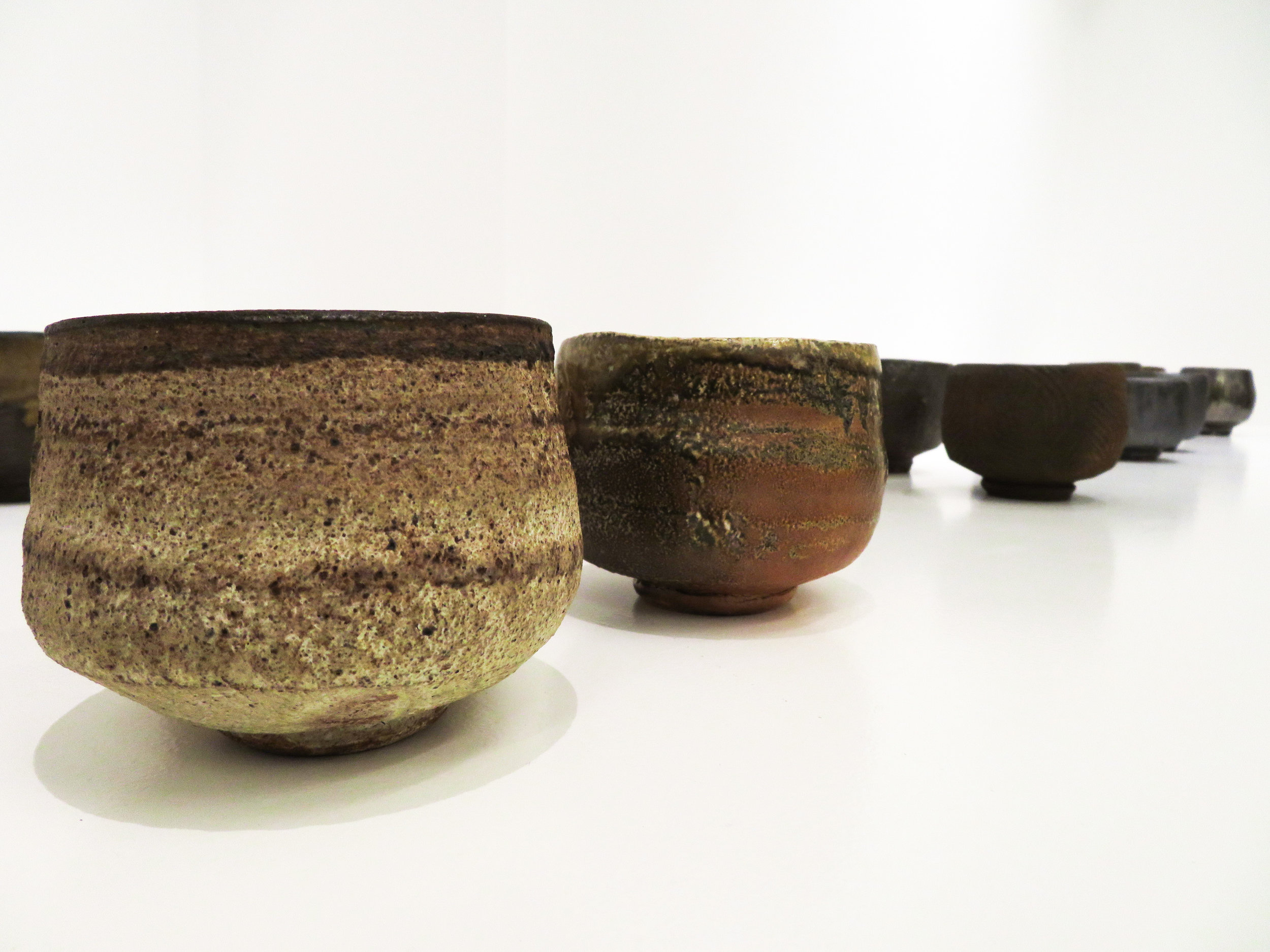 Salt glazed wood-fired stoneware  Photo credit: Courtesy of Galleri Format
