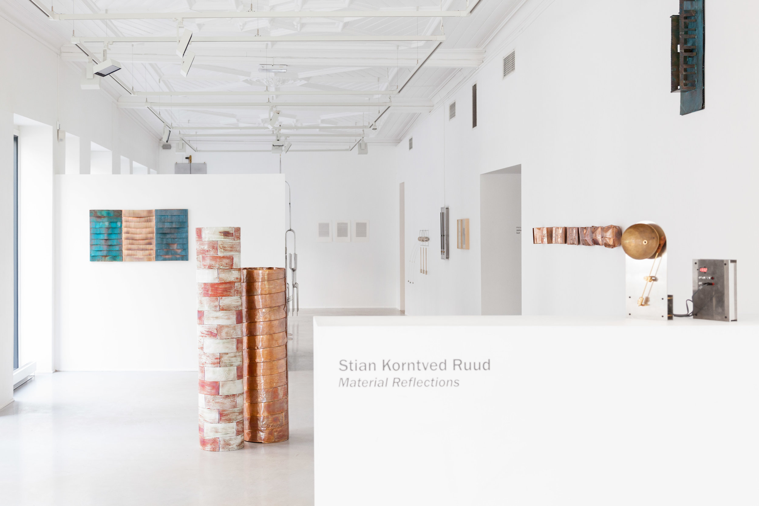 - STIAN KORNTVED RUUD | Material Reflections14 March - 15 May 2019