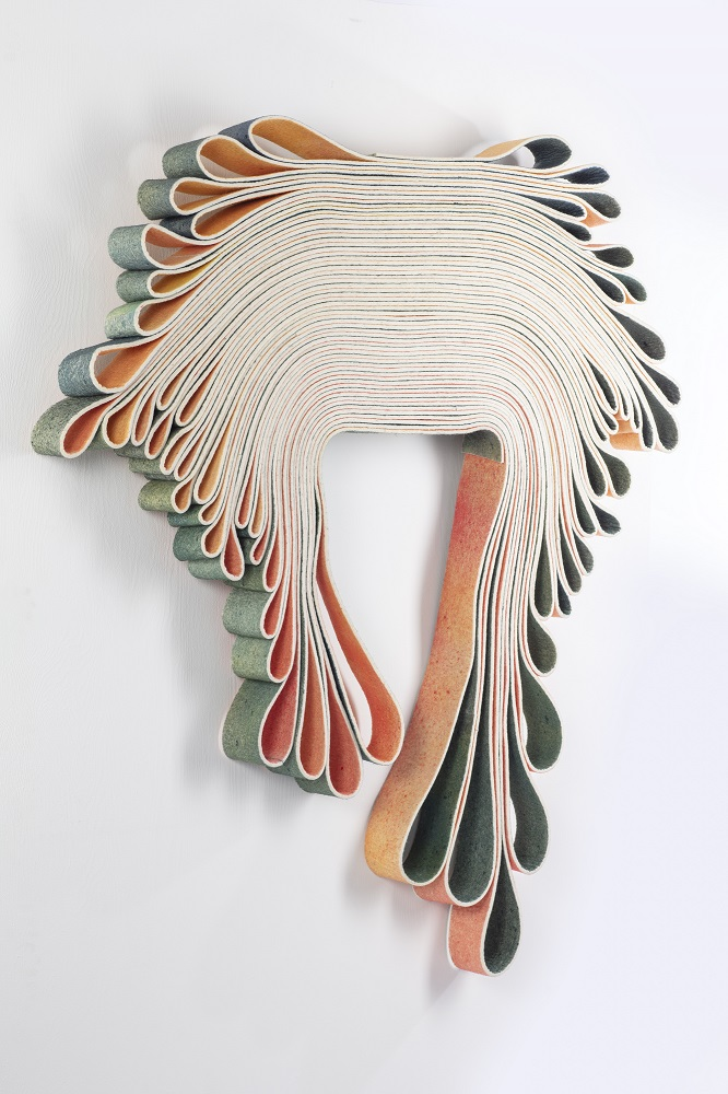 Marianne Moe |  Lek  | H. 120 x W. 130 cm
