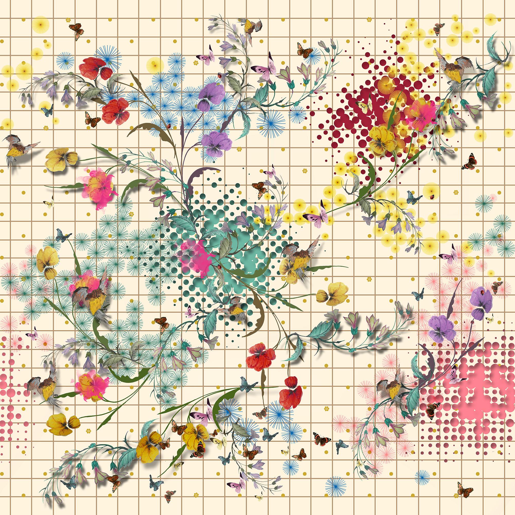 Fabric Design Nieuw Leids Laken #3