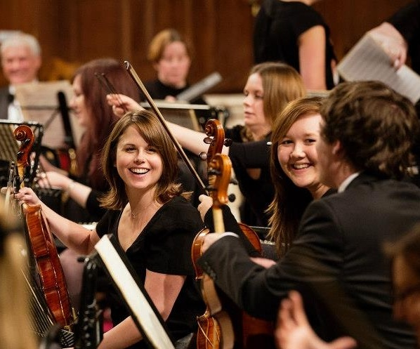 join the Orchestra - We are currently looking for keen amateur string players to join the orchestra.