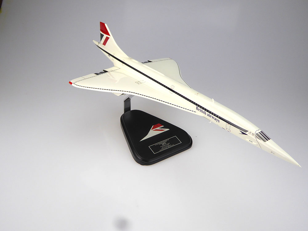 - Concorde G-BOAC Gear-Up (Chatham Livery) £320.00