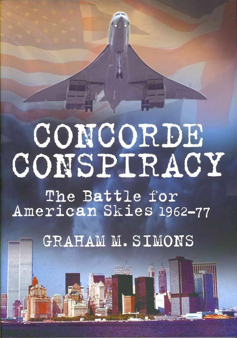 - Concorde Conspiracy £20.00