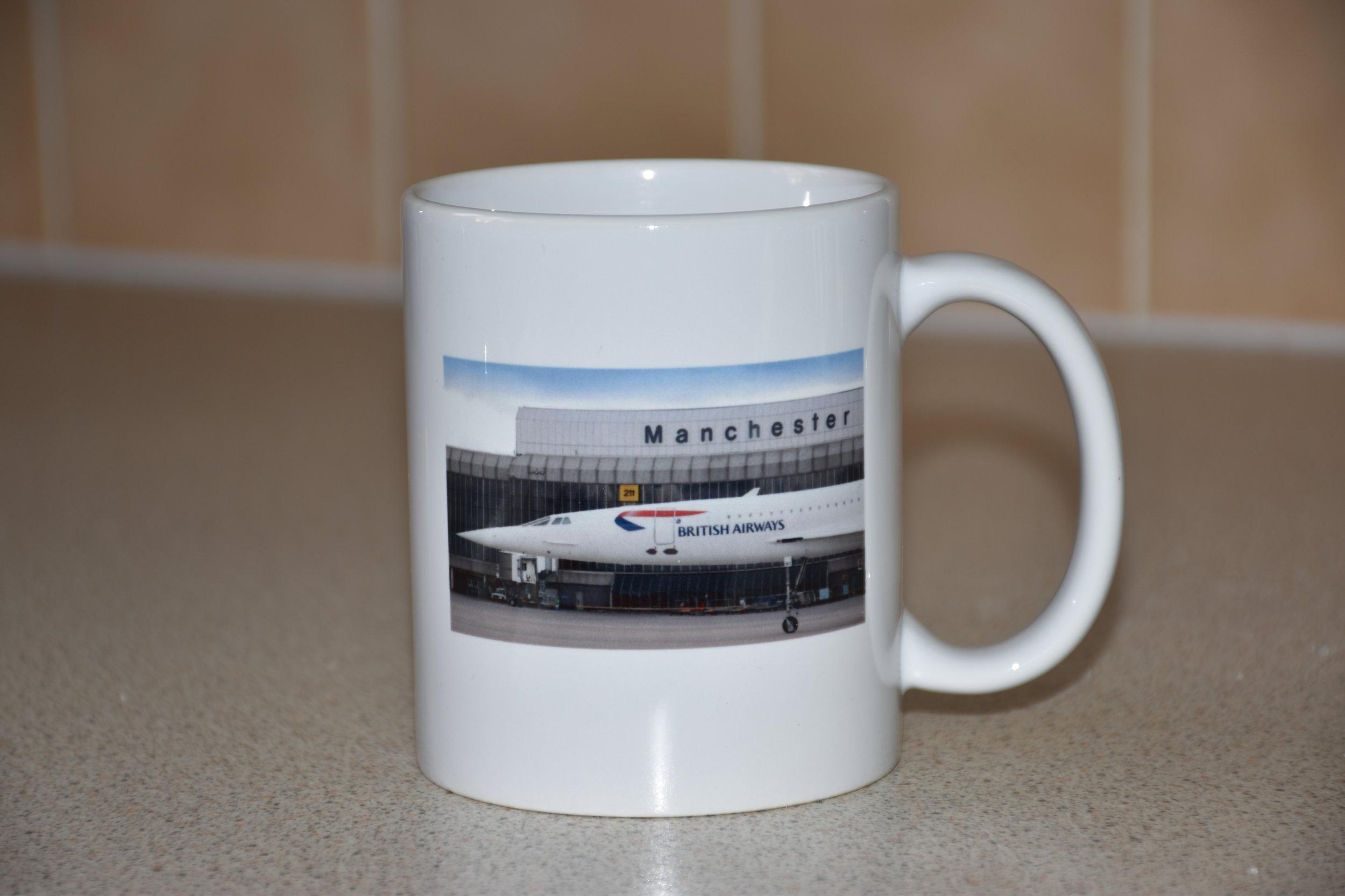 - Ceramic Mug £10.00