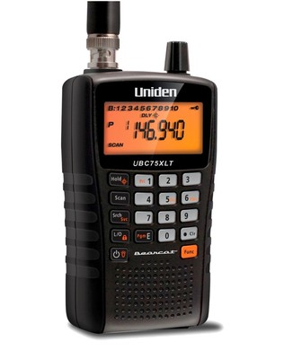 - Uniden UBC75XLT £125.00