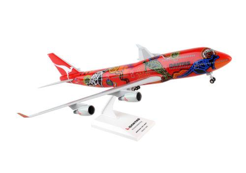 - 1/200 Qantas 'Wunala' 747-400 £60.00