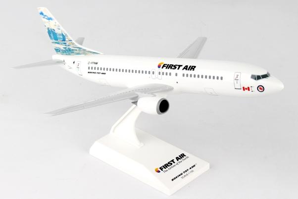 - 1/130 First Air 'Iceberg' 737-400 £40.00