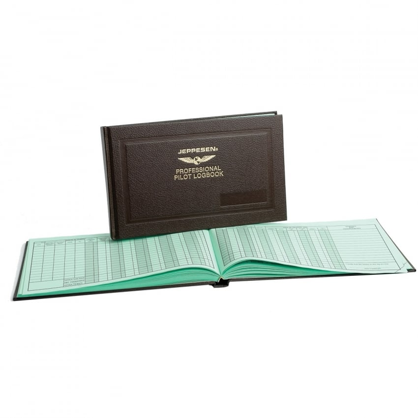 - Jepperson Professional Pilot Logbook £30.00