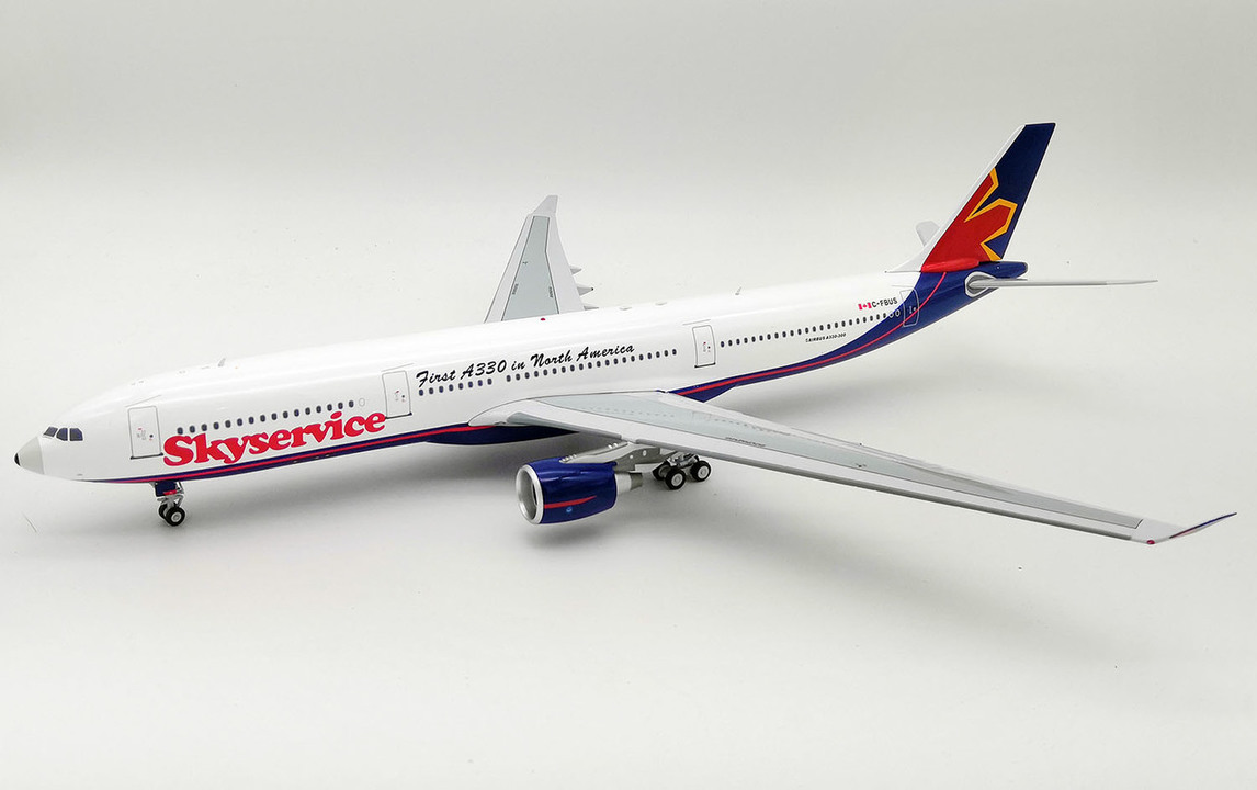 - 1/200 Skyservice A330-300 C-FBUS £105.00