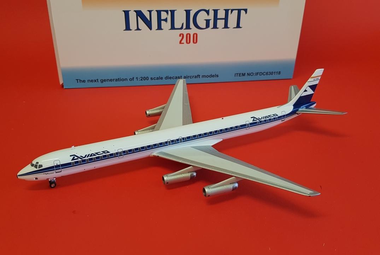 - 1/200 Aviaco McDonnell Douglas DC-8-63 EC-BSE £110.00