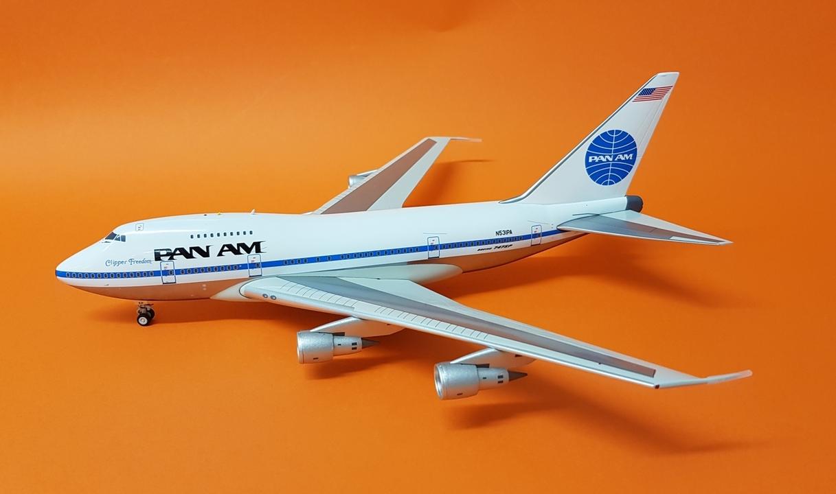 - 1/200 Pan Am 747SP N53IPA £105.00