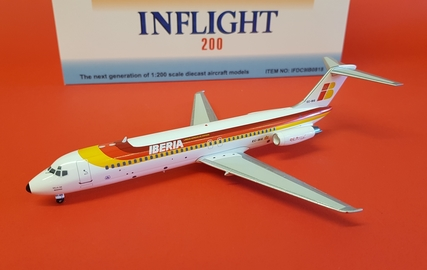 - 1/200 Iberia McDonnell Douglas DC-9-30 EC-BIG £90.00