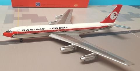 - 1/200 Dan Air London 707-321 G-AYSL £90.00