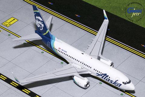 - 1/200 Alaska Airlines 737-700 N614AS £85.00