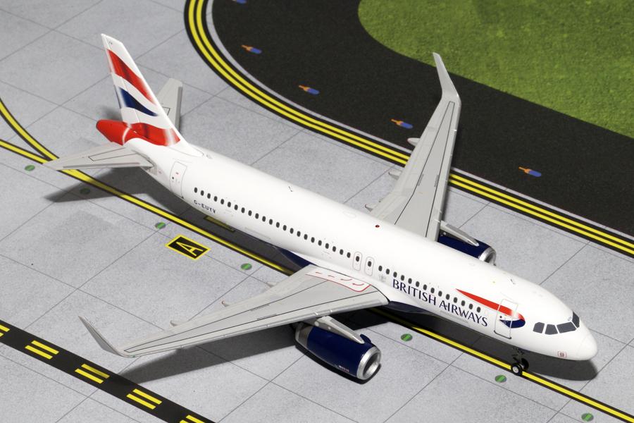 - 1/200 British Airways A320 G-EUYV £75.00