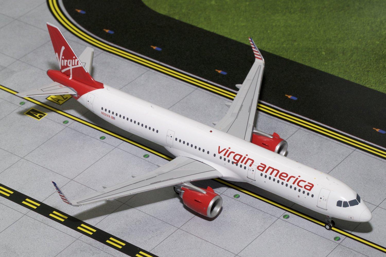 - 1/200 Virgin America A321neo N921VA £80.00