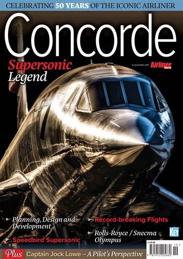 - Concorde - Supersonic Legend £5.99
