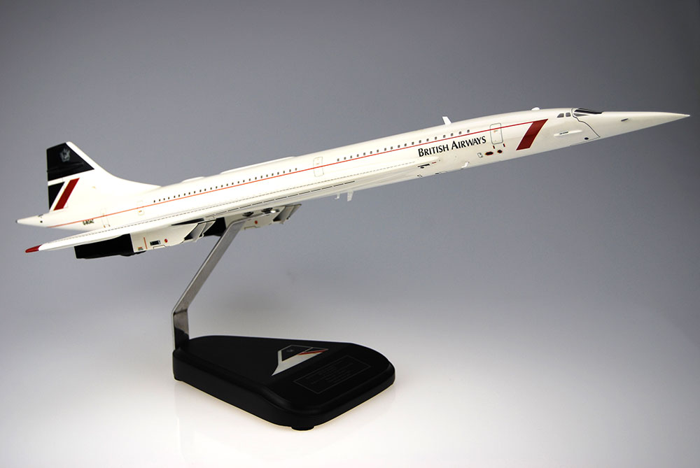 - Concorde G-BOAC Gear -Up (Landor Livery) £290.00
