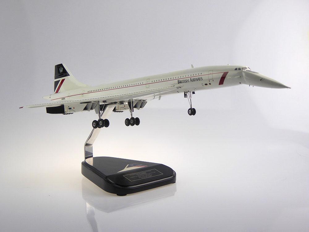 - Concorde G-BOAC Gear-Down (Landor Livery) £300.00