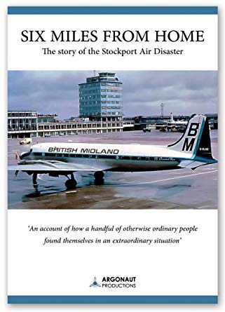 - Six Miles From HomeThe Story of the Stockport Air Disaster£15.00