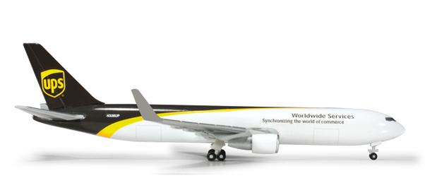- 1/500 UPS 767-300F N338UP £29.00