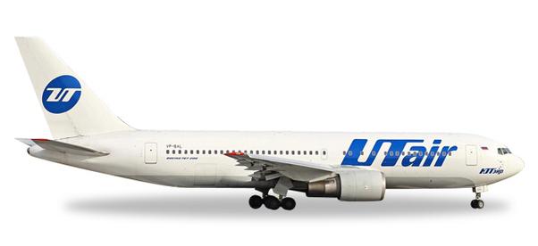 - 1/500 UTair 767-200 VP-BAL £40.00